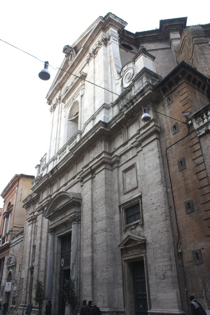 Photograph of San Giacomo in Augusta